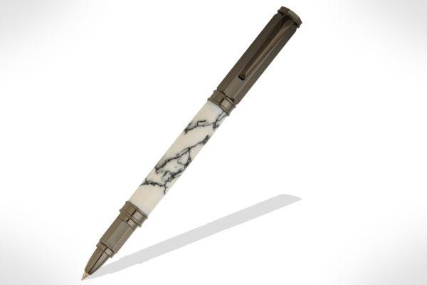 Vertex Supreme Gun Metal Rollerball Pen Kit PKFP5