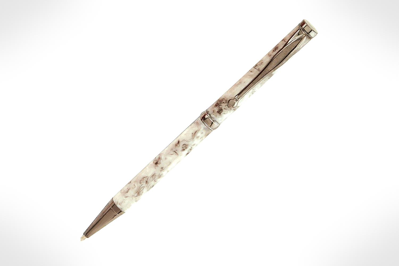 Funline Slimline Gun Metal Twist Pen Kit PKSLFUNGM