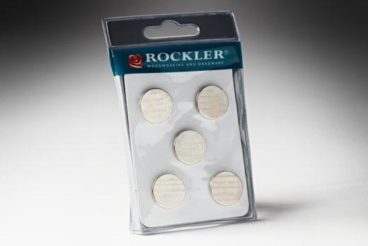 Rockler 34 x 18 Magnets, 10-Pack 37554
