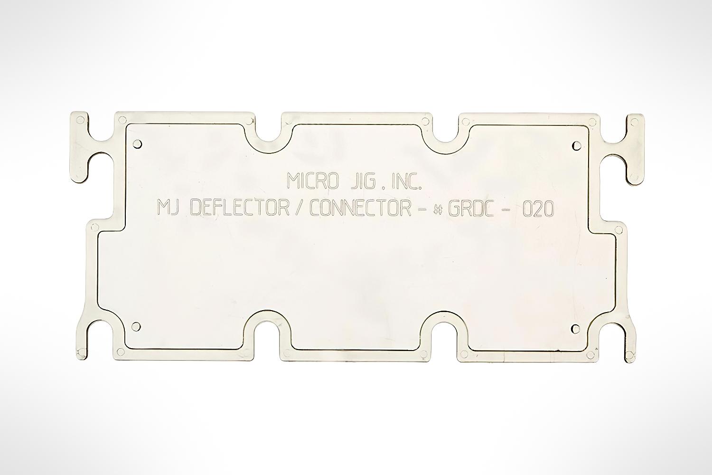 Micro Jig Grr-Ripper Deflector Connector For Gr100 Grdc-020