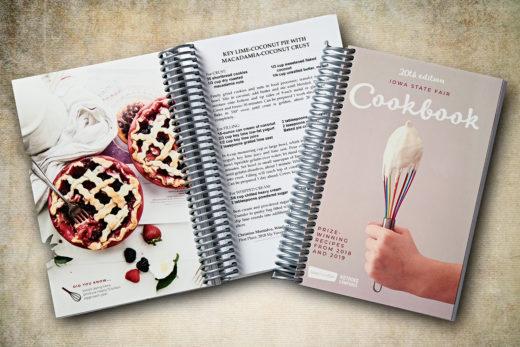 Iowa State Fair Cookbook 20Th Edition