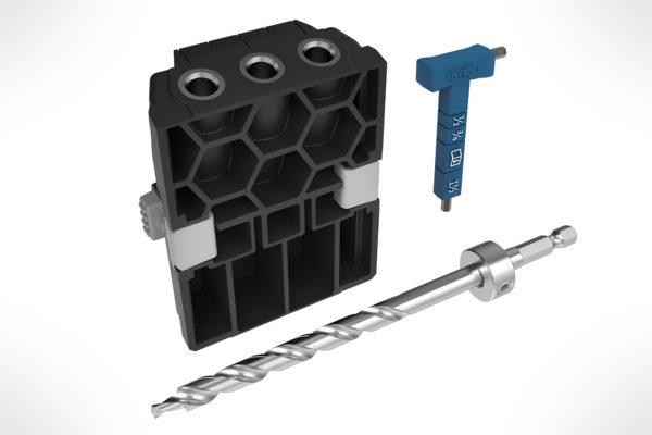 Kreg 520 Micro-Pocket Drill Guide Kit KPHA530