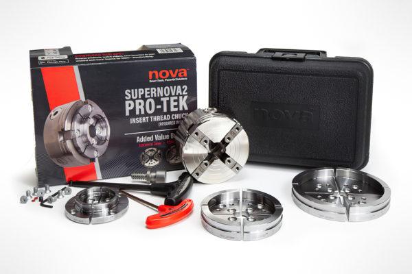 Nova Pro-Tek Supernova2 Insert Chuck Bundle 23108