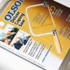 Olson Professional Grade Coping Saw SF63510