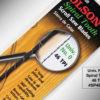 "Olson Plain End Spiral Tooth Blades 12pk 5″ Long 4 Univ .041"" 36TPI SP46500"