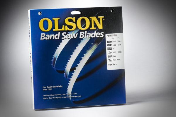 Olson Flexback Bandsaw Blade 71-3/4 x 1/8 x 14TPI Regular FB08571DB