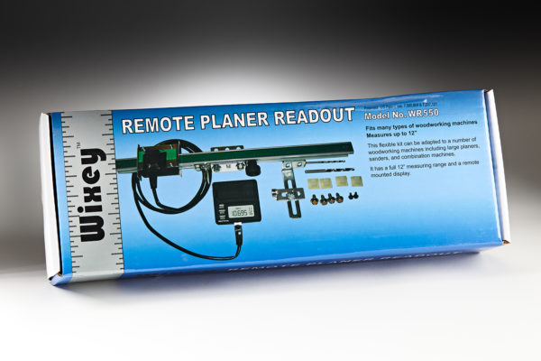 Wixey Remote Planer Readout WR550