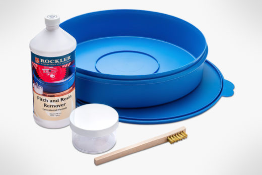 Rockler Router Bit and Saw Blade Cleaning Kit 34895