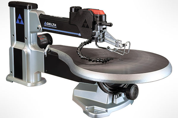 """Delta 20"""" Variable Speed Scroll Saw 40-694"""