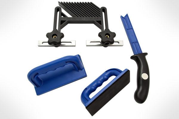 Rockler 4 Piece Safety Kit 51369