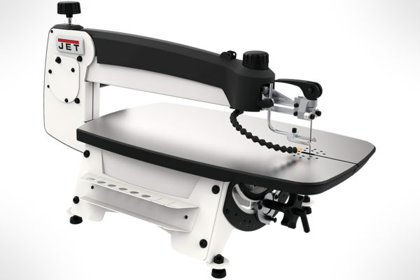 """Jet 22"""" Variable Speed Scroll Saw with Foot Switch 727200B"""