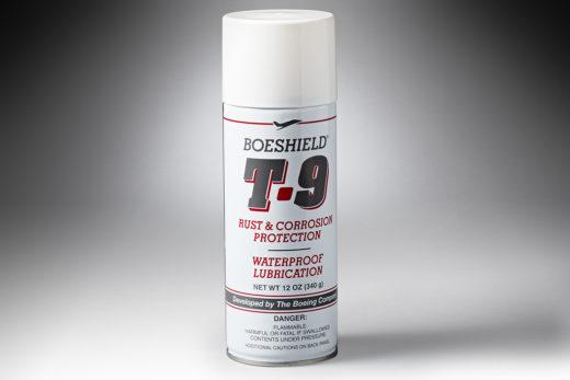 Boeshield T-9 Rust Protectant 12 Oz. Spray T90012