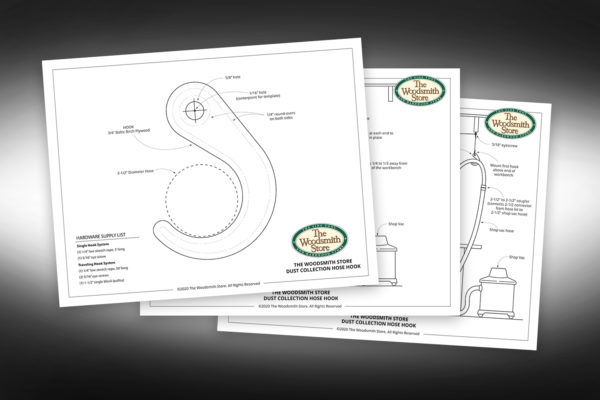 Dust Hook Pattern & Planning Guide WSS-920216