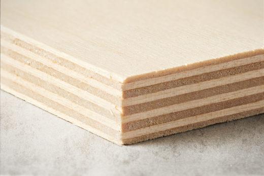 "Baltic Birch Plywood 1/2"""