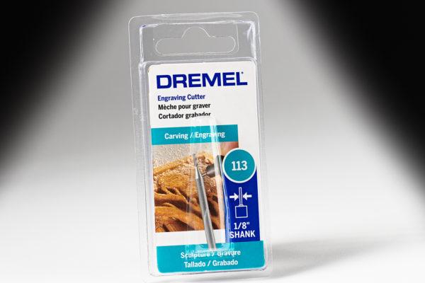 """Dremel 113 1/16"""" Engraving Bit 113"""
