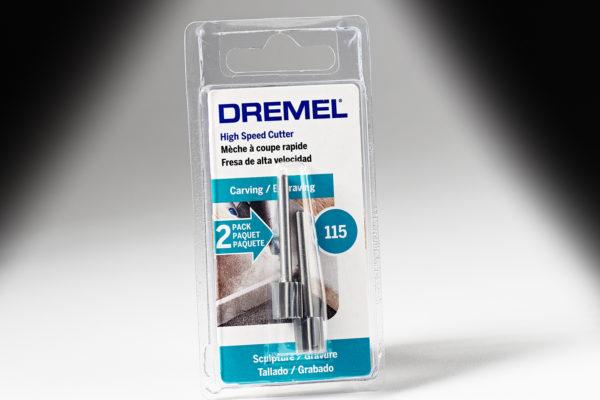 "Dremel 115 5/16"" Carving Bit 115"