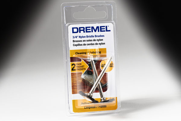 "Dremel 403-02 3/4"" Nylon Bristle Brushes 403-02"