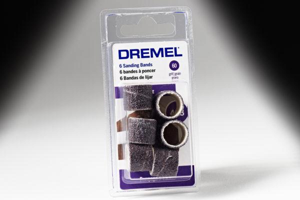"Dremel 408 1/2"" 60 Grit Sanding Band 408"