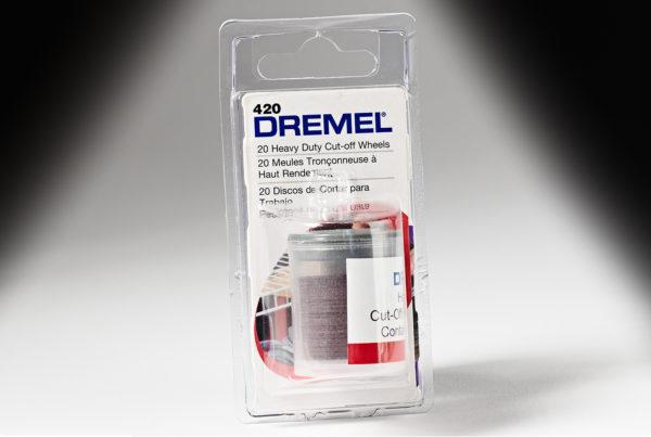 """Dremel 420 15/16"""" Cut-Off Wheels, 20 Pack 420"""