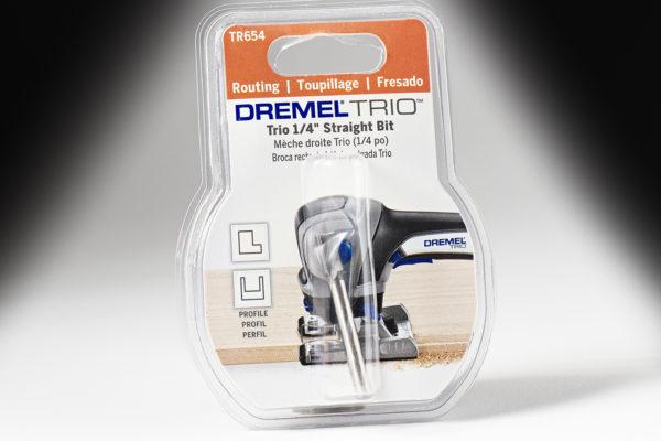 "Dremel 654 1/4"" Straight Router TR654"