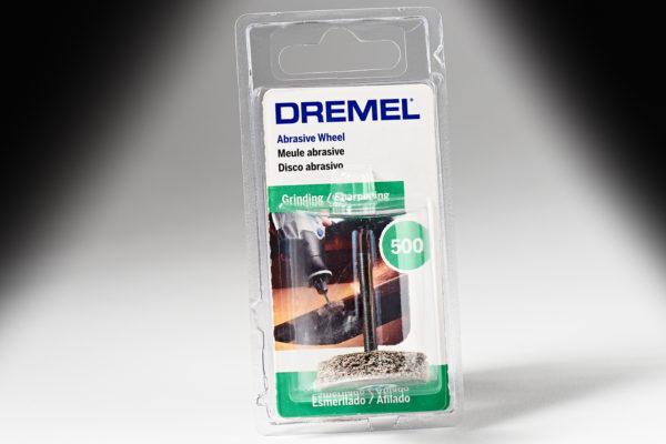 Dremel 500 Aluminum Oxide Abrasive Wheel 500