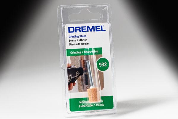 "Dremel 932 3/8"" Aluminum Oxide Grinding Stone 932"