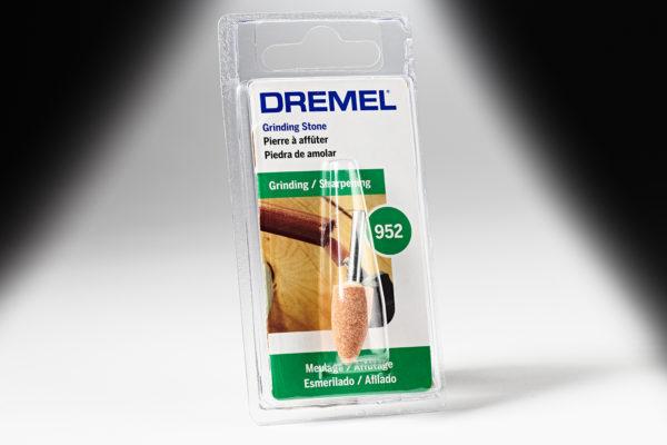 "Dremel 952 3/8"" Aluminum Oxide Grinding Stone 952"