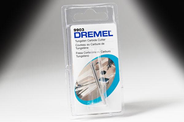 "Dremel 9903 1/8"" Tungsten Carbide Carving Bit 9903"