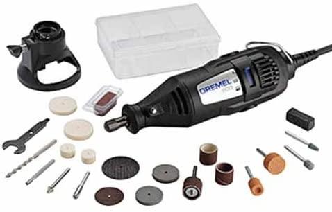Dremel 200-1/21 Two-Speed Mini Rotary Tool Kit 200-1/21