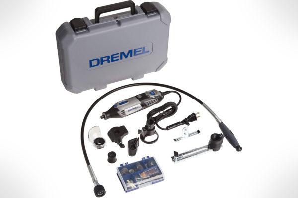 Dremel 4000-6/50 High Performance Rotary Tool Kit with Flex Shaft 4000-6/50