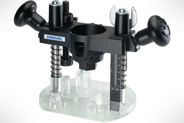 Dremel 335-01 Rotary Tool Plunge Router Attachment 335-01