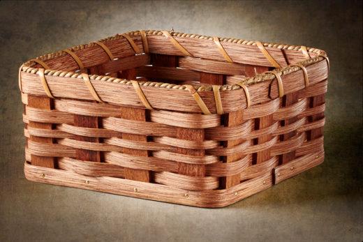 Troyer Baskets Natural Napkin Basket