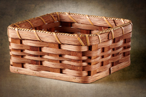 Troyer Baskets Natural Napkin Basket