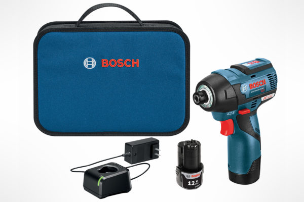 Bosch 12 V Max EC Brushless Impact Driver Kit PS42-02