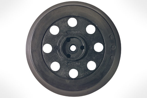 """Bosch 5"""" 8 Hole Extra-Soft Hook-&-Loop Sander Backing Pad RS030"""