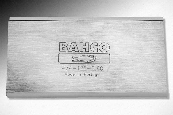 "Bahco 6"" Cabinet Scraper with Plastic Edge Protector 474-150-80"