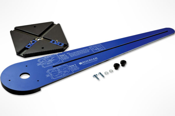 Rockler Ellipse/Circle Cutting Jig for Routers 27712