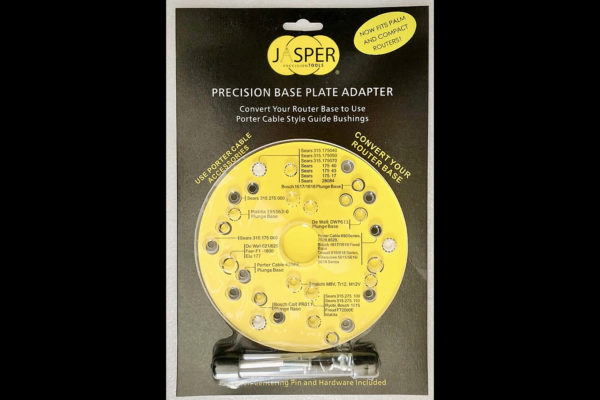Jasper Precision Base Plate Adapter Model 575