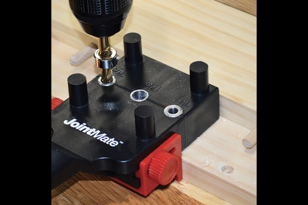 226430 Milescraft Dowel Jig Kit 1309 & Drill-Driver Bits & Accessories Need better pictures and clearer instructions