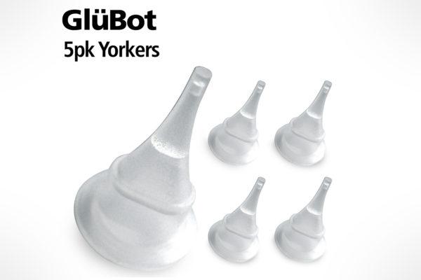 Fastcap GluBot Yorkers 5 pk GB.YORKER