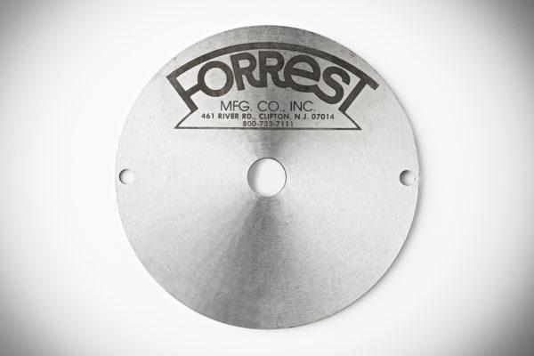 """222460 Forrest Manufacturing 4"""" Blade Stiffener"""