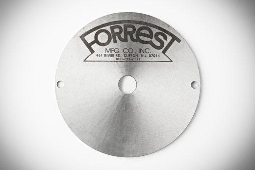 """222464 Forrest Manufacturing 5"""" Blade Stiffener"""