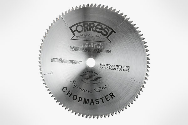 """222441 Forrest Chopmaster 10"""" 90-Tooth"""