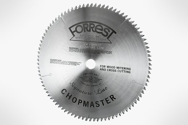 """222443 Forrest Chopmaster 12"""" 90-Tooth"""